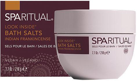 SpaRitual Look Inside Bath Salts 7.7 oz (228 ml)