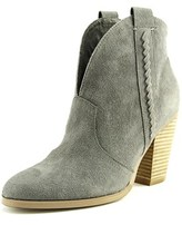 Report Doman Women Round Toe Synthetic Gray Ankle Boot.