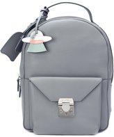 Mark Cross envelope backpack