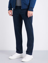 7 For All Mankind Slimmy cotton-blend chinos