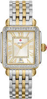 Michele Women's Deco Madison Diamond Watch