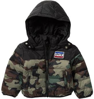 Levi's Chenille Puffer II Jacket