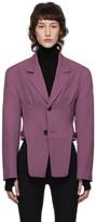 Ambush Pink Short Blazer