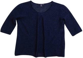 Louis Vuitton Black Cashmere Top for Women