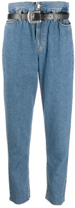 Liu Jo Paperbag Waist Trousers