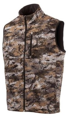 Huntworth Mens Mid Weight Soft Shell Hunting Vest