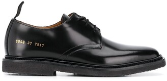 Common Projects leather Oxford shoes