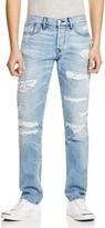 3x1 Slim Fit Jeans in Sky Blue