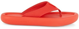 Stella McCartney Air Cotton Flatform Flip Flops
