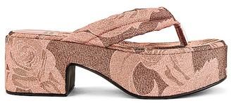 Jeffrey Campbell Luau Platform Sandal