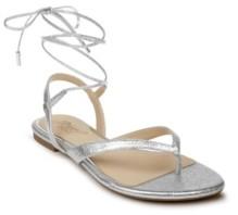 Badgley Mischka Nolana Dress Thong Flat Sandal Women's Shoes