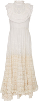 By Ti Mo byTiMo Vintage Embroidered Midi Dress