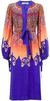Etro Marrakesh print dress - women - Silk - 44