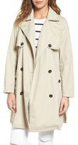 Madewell Women's Abroad Trench Coat
