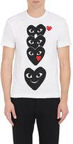Comme des Garcons Men's Heart Cotton Jersey T-Shirt