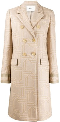 Bally Fitted Double-Breasted Coat