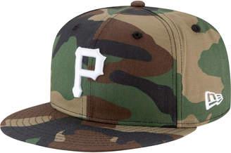 New Era Pittsburgh Pirates MLB 9FIFTY Snapback Hat