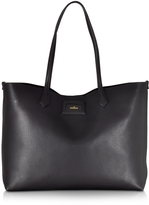 Hogan Black Leather Tote