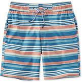 L.L. Bean Riptide Swim Shorts, Print