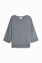 Paul & Joe Three Quarter Sleeve Jumper