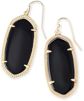 Kendra Scott Elle Drop Earrings in Gold