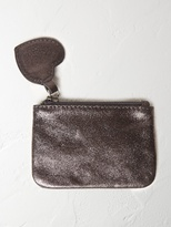 White Stuff Heart coin purse