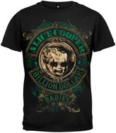 Old Glory Alice Cooper - Billion Dollar Babies Tour T-shirt - 3X-Large