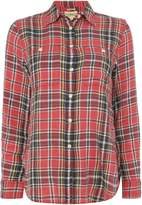 Denim & Supply Ralph Lauren Utility plaid shirt