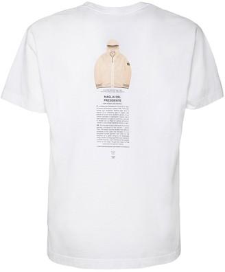 Stone Island Archive Logo Cotton Jersey T-Shirt