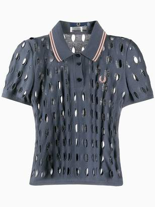 Fred Perry Detailed Polo Shirt