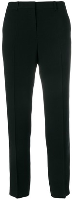 Mantu Creased Cropped Trousers