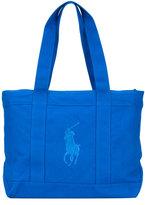 Ralph Lauren logo shopper tote - kids - Cotton - One Size