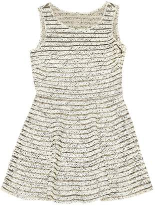 Parker White Silk Dress for Women