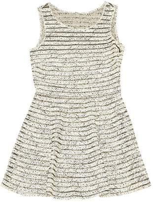 Parker White Silk Dresses