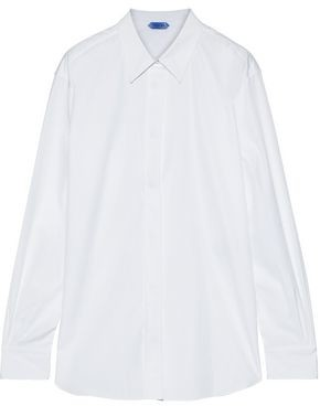 Thierry Mugler Cotton-poplin Shirt