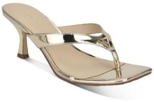 GUESS Women's Amzie Dress Sandals Women's Shoes