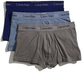 Calvin Klein Underwear Cotton Stretch Low Rise Trunk (3-Pack)