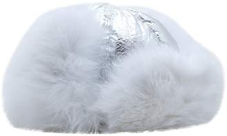Yves Salomon Fur ushanka hat