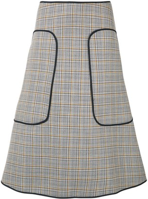 Sofie D'hoore Witch check skirt