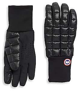 Canada Goose Men's Northern Quilted Gloves