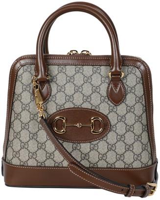 Gucci 1955 Horsebit Top Handle Bag