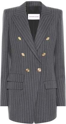 Alexandre Vauthier Pinstripe stretch-wool blazer