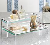 Pottery Barn Tiered Mirror Tray