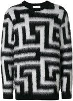 YMC Mazecrew sweater