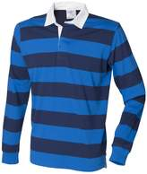 Front Row Striped rugby shirt L