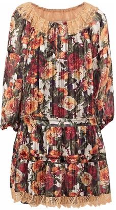 Anna Sui Short dresses