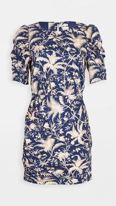 La Vie Rebecca Taylor Short Sleeve Talita Jersey Dress