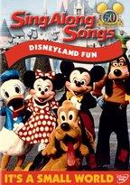 Sing Along's Disneyland Fun - English/French DVD