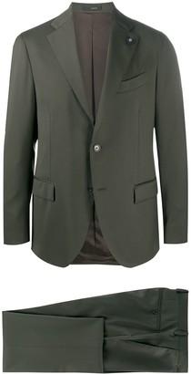 Lardini Tailored Single-Breasted Suit