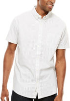Lee Short-Sleeve Stretch Print Shirt - Big & Tall
